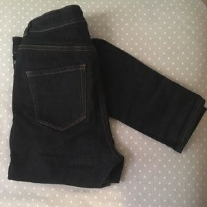 High-Rise Skinny Grana Japanese denim